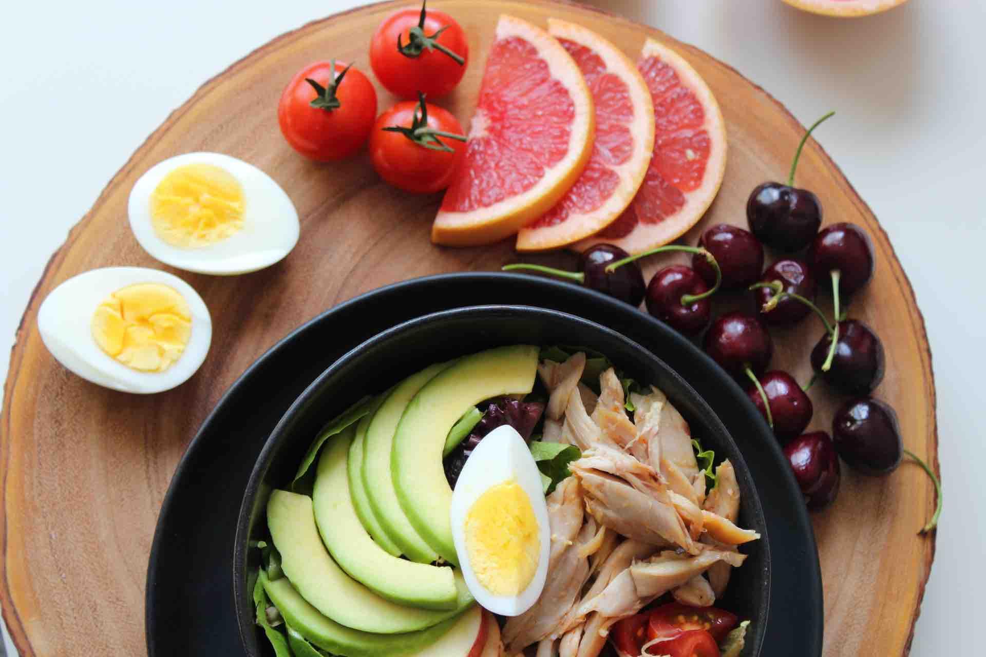 Voeding speelt centrale rol - Corinne Pool