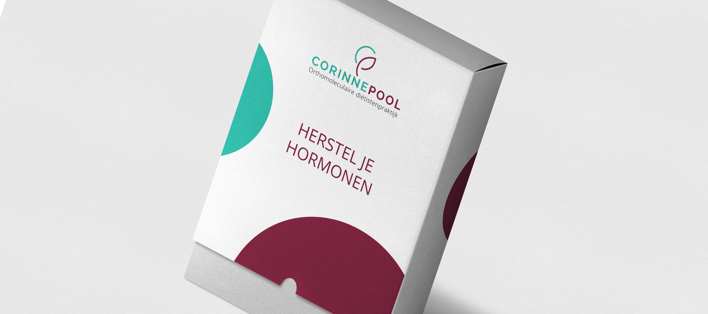 Herstel je hormonen - Corinne Pool